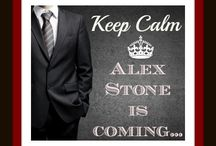 Tri-Stone Trilogy / Introducing the newest billionaire alpha male, and the woman that brings him to his knees and makes him question everything. / by Anne L. Parks