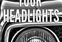 Kleen head lights