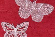 Butterflies for Mum and Karen
