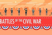 For Teachers: Civil War / by World Treasures