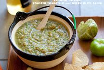Dips & Spreads / Appetizer recipes and ideas starring our favorite ingredient.