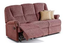 Sherborne Milburn Sofas, Chairs, Recliners / The new Milburn collection made by Sherborne Upholstery Ltd. Sofas, Chairs, Recliners as well as lift and rise recliners and reclining sofas. All online and with the full selection of fabrics to choose from www.recliners4u.co.uk