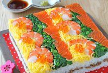 Cake rice