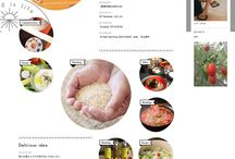 Blog design-cooking