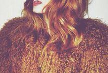 midium hair style