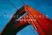 All about colour / Beautiful colour combination ideas, colour psychology