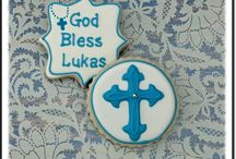 Cookie Decoration- Christening