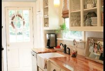 Kitchen/Dining Room Ideas / by Holly Jenkins