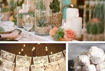 SUCCULENT - CENTERPIECES - WEDDING