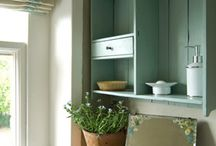 Farrow and Ball Green Blue