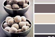 Colour Pallets   / Colours I like and would like to decorate rooms/furniture with!