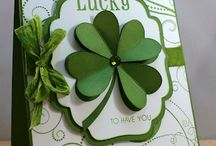 St. Patrick day cards / Cards