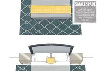 bedroom makeover / by Angelina Theall