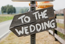 Wedding inspiration / Ideas and inspirations to plane your perfect wedding.