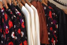 Autumn Winter 15 Collection / New collection to take you though from August-January