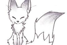 Foxes и другие / зверята