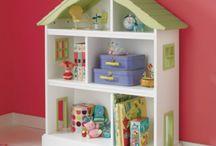 Bookshelf for Rose