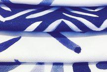 Textiles / Textile Patterns, Often by me!