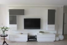 Möbel von uns gebaut