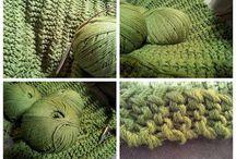 Crochet: Knitting
