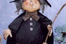 dolls sorcières et fantaisie