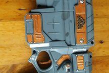 nerf gun conversions