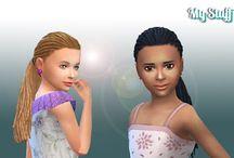 sims 4 hair / cool hair for sims 4 // a wishlist