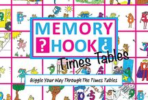 Memory-hook.com / Giggle your way through the times tables - and more!