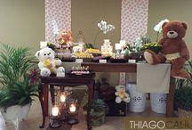 Decoração infantil / Festas infantis , decoração para aniversario , chá de bebê etc !