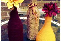 Decorating Bottles