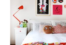 kids room / by Lisa Slusher