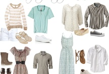 What to wear for spring family portraits