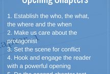 Writing Tips - Writing Engaging Opening Chapters