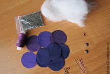 Šperky z textilu