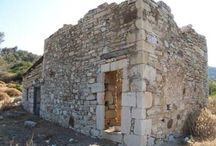 Phocaea (Foça) / A town situated 63km north of Smyrna (Izmir). Phocaea Greeks founded modern Marseilles, France in 600AD. Prior to the genocide Phocaea was home to 8,000 Greeks and 30 Turks.