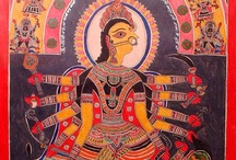 Folk art - india