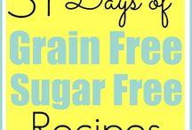 Grain Free/Sugar Free