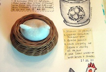 illustration // Sketchbook/Journal / by Aileen Kim