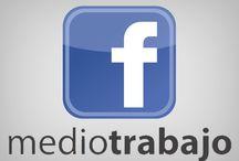 ¡Nuestras redes sociales!