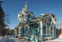 Architettura Russa