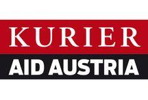 Kurier Aid Austria / KURIER AID AUSTRIA (KAA) ist ein unabhängiger gemeinnütziger Verein für nationale und internationale Hilfsaktionen, der am 10. Februar 2005 in Zusammenarbeit von KURIER Redaktionsgesellschaft mit der Bundesinnung Bau, dem Österreichischen Roten Kreuz, dem Österreichischen Raiffeisenverband sowie der UNIQA Versicherung gegründet wurde.