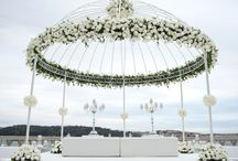 Outdoor Weddings by RoyaltyOrganization / Outdoor weddings organized by Royalty Organization