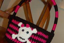 Crochet - Bags / Crocheting - Bags