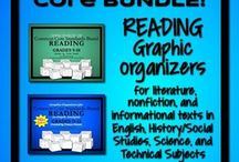 High School English Language Arts / High school resources and tips for grades 9, 10, 11, and 12. #highschool #education *If you wish to be added as a contributor, please contact Tracee Orman. If you are added by someone else, you and the person who added you may be removed from contributing to the board. Thank you! / by Tracee Orman