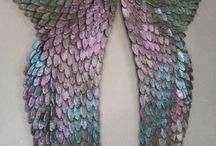 andělská křídla