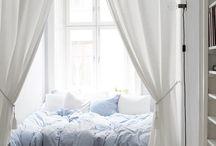 Dormitorios pequeños. Espacios mini