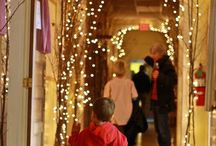 Waldorf inspired Christmas Decoration