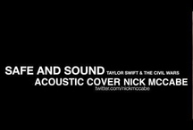 Nick McCabe Music / Here are songs I sing