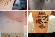 Tatuagens palavra