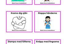 Rörelse och hälsa -förskolan